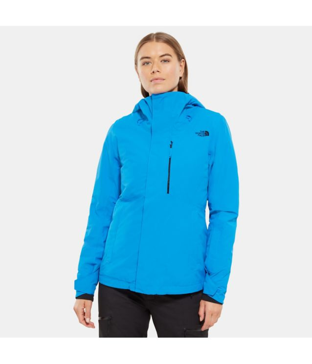 Descendit Jacke Bomber Blue