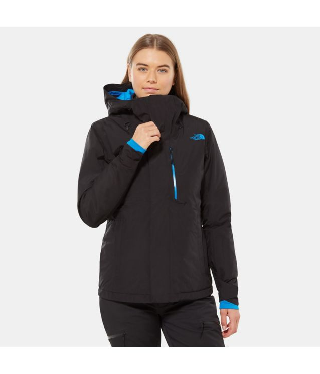 Descendit Jacke Tnf Black