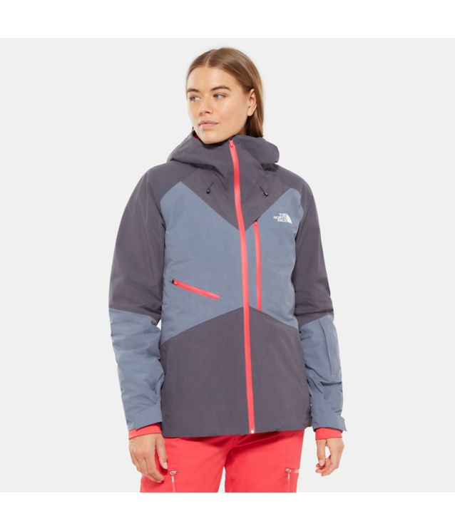 Lostrail Jacke Periscopegry/Grisaillegry