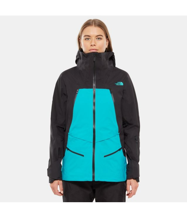 Purist Jacke Kokomo Green/Tnf Black