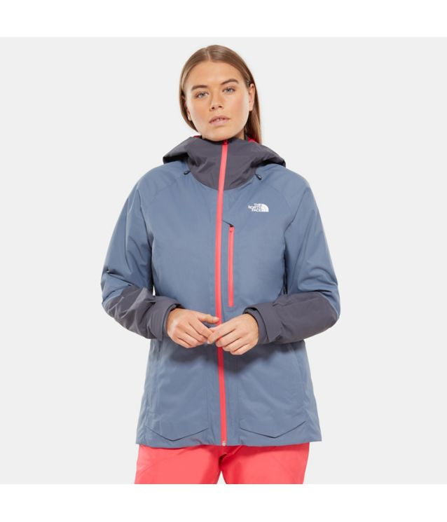 Sickline Jacke Periscopegry/Grisaillegry
