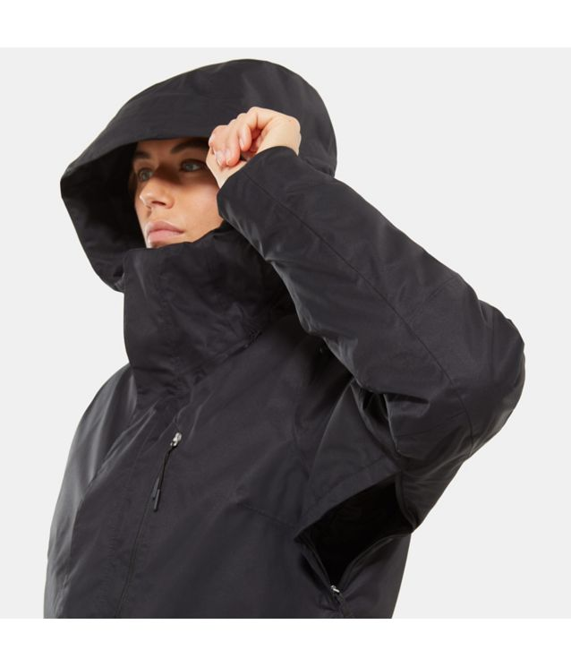 Thermoball™ Snow Triclimate® Jacke Tnf Black