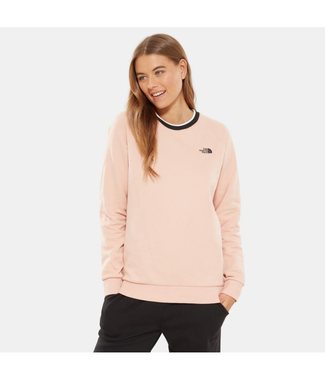 Redbox Sweatshirt Misty Rose