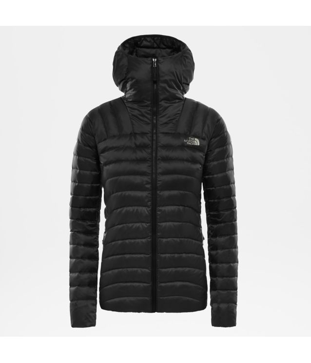 Hometown Kapuzenpullover Tnf Black/Vaporous Grey