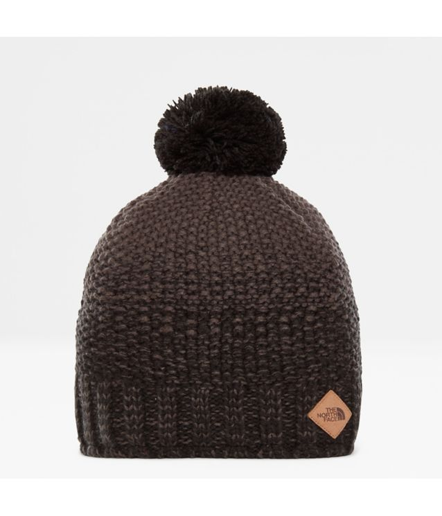 Antlers Beanie Tnf Black/Graphite Grey
