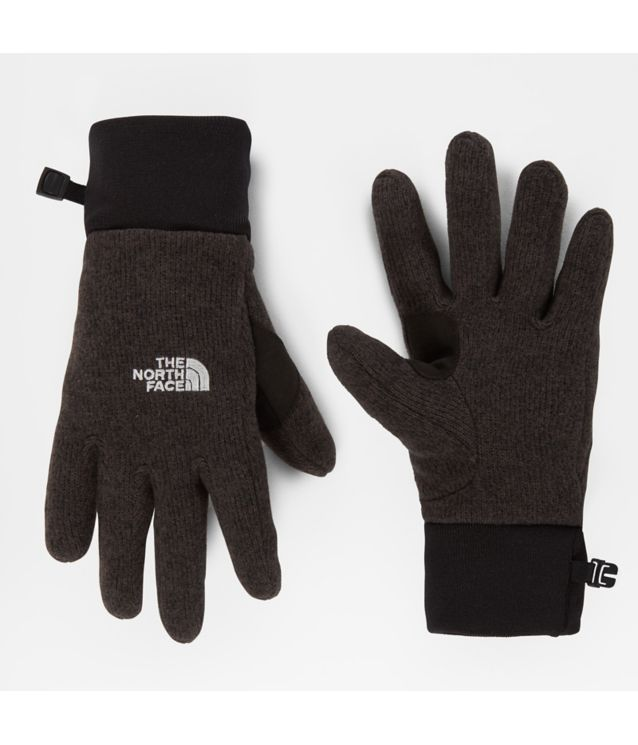 Gordon Lyons Handschuhe Tnf Black Heather