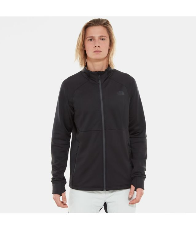 Croda Rossa Fleecejacke Tnf Black