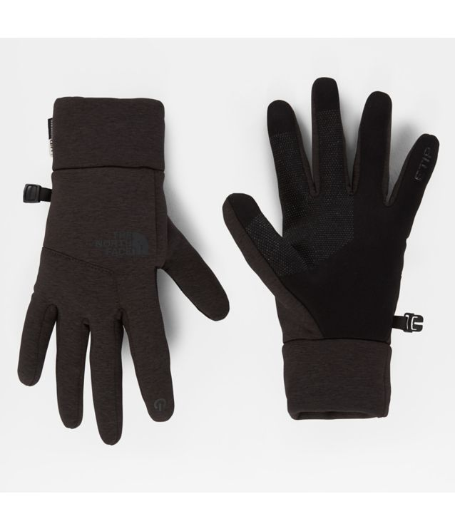 Etip™ Hardface Handschuhe Tnf Black Heather