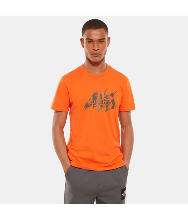 Flash T-Shirt Persian Orange
