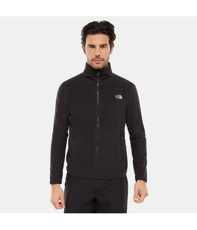 Kabru Fleecejacke Tnf Black