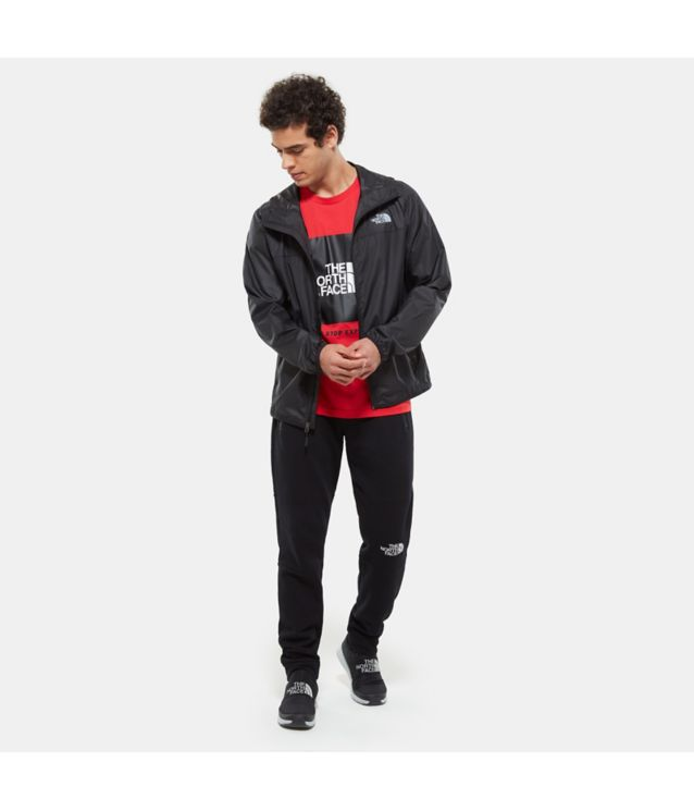 Rag Red Box T-Shirt Tnf Red