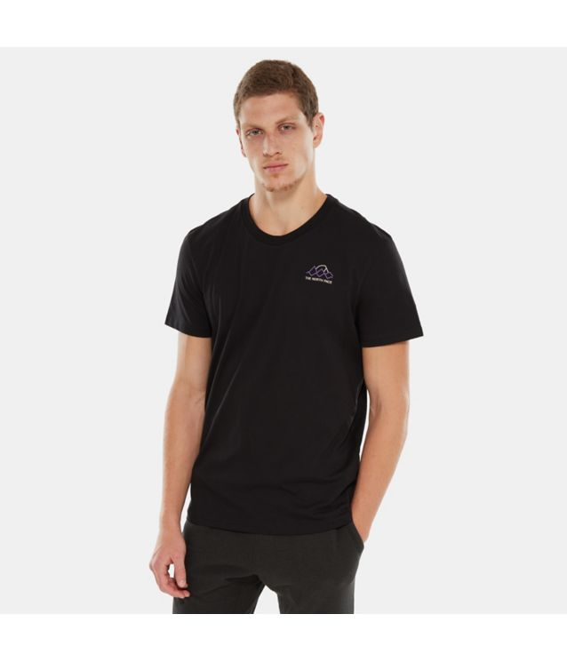 Ridge T-Shirt Tnf Black