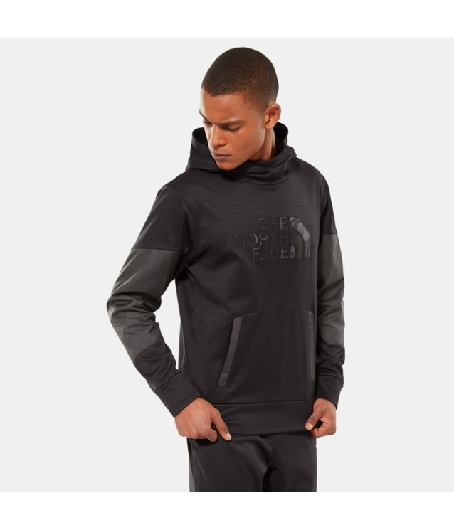 Train N Logo Kapuzenpullover Tnf Black