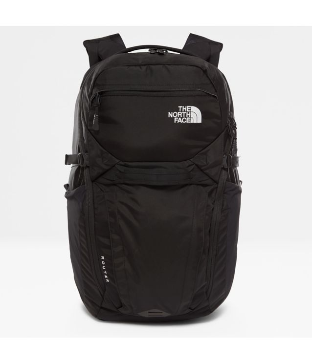 Router Rucksack Tnf Black
