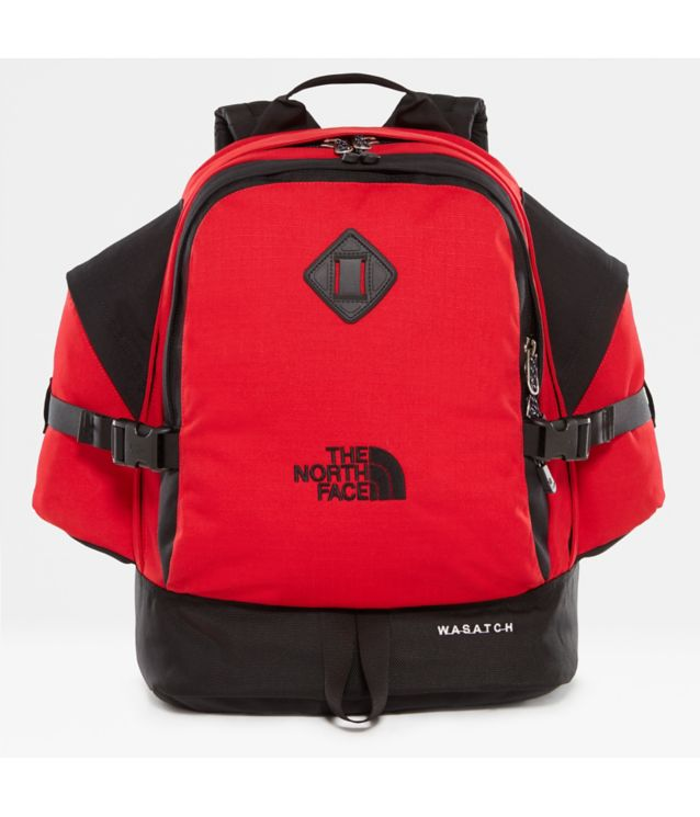 Wasatch Reissue Rucksack Tnf Red/Tnf Black