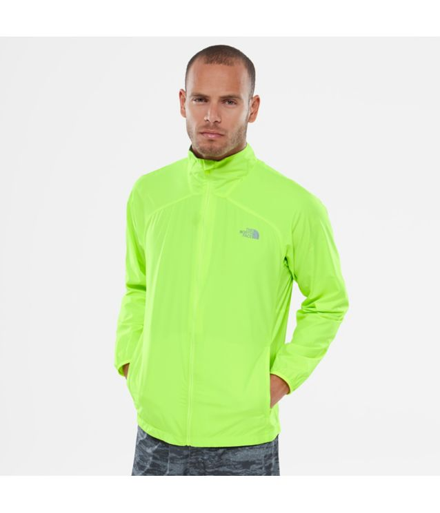 Ambition Jacke Led Yellow Heather