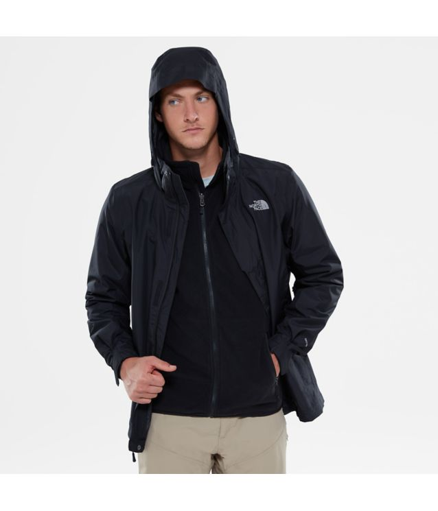 Evolution II Triclimate® Jacke Tnf Black