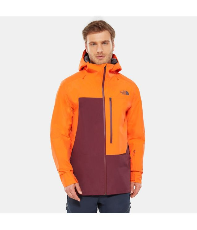 Free Thinker Jacke Persian Orange/Fig