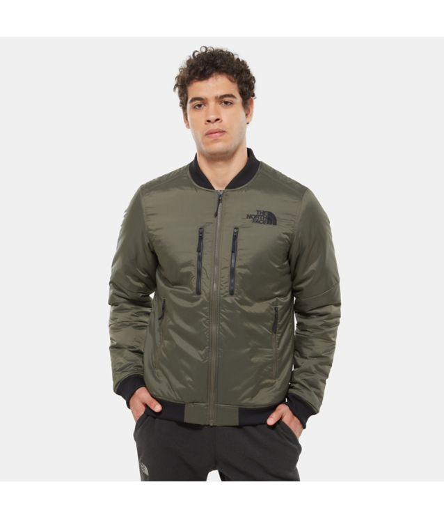 Himalayan leichte Bomberjacke New Taupe