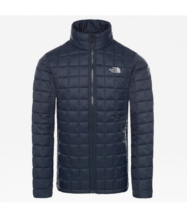 Zip-In Insulated Jacke Urban Navy