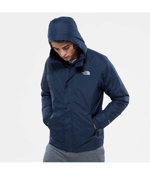 Isolierte Berkeley Shelljacke Urban Navy