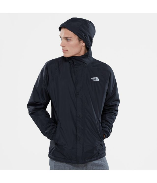 Isolierte Berkeley Shelljacke Tnf Black