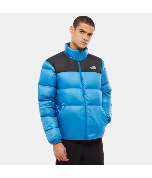 Nuptse III Einzippjacke Turkish Sea