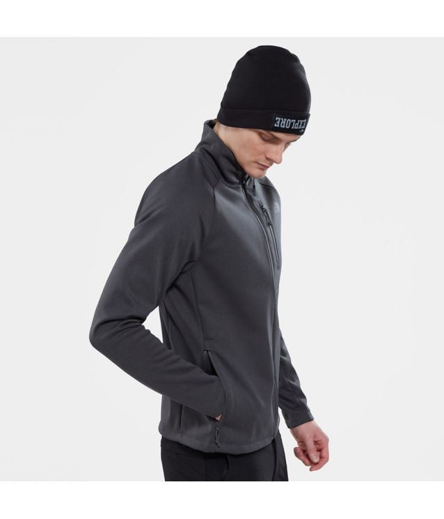 Canyonlands Softshelljacke Tnf Dark Grey Heather