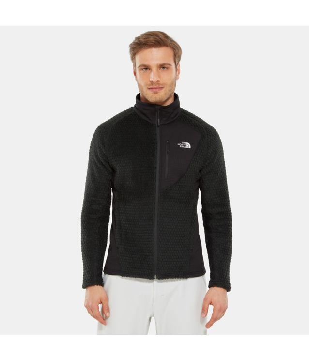 Radium Highloft Jacke Tnf Black/Tnf Black