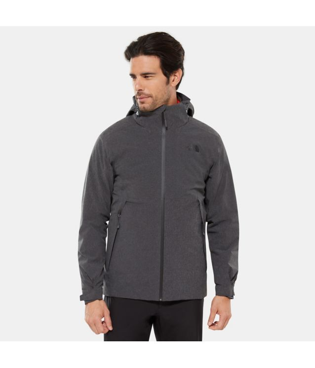 Apex Flex GORE-TEX®-Thermojacke Tnf Dark Grey Heather