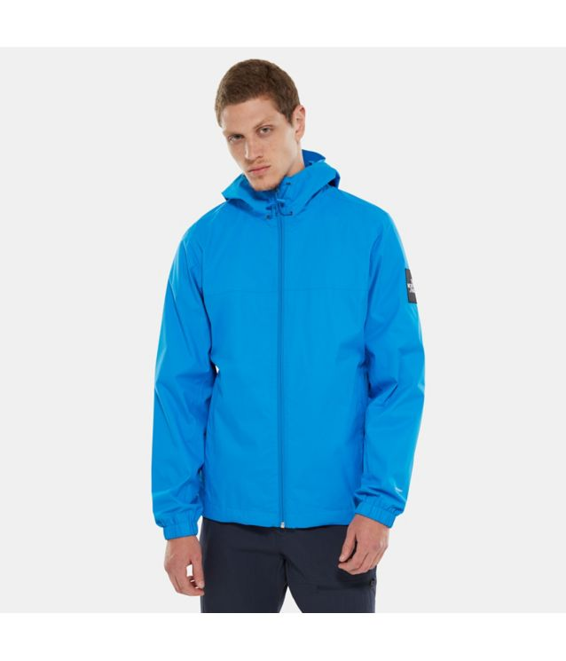 Mountain Q Jacke Bomber Blue