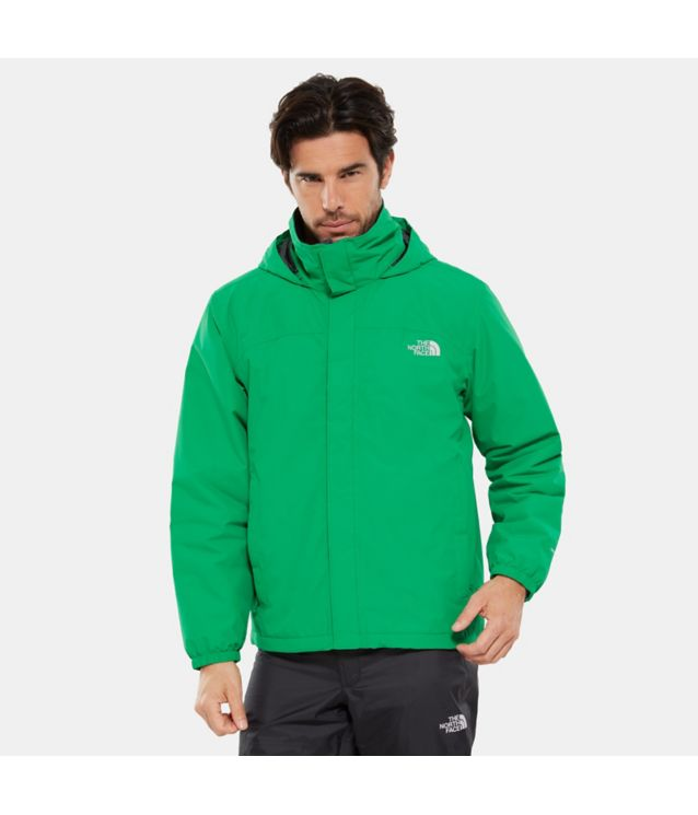 Resolve Thermojacke Primary Green