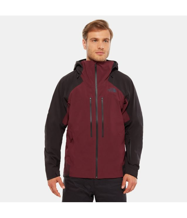 Spectre Hybrid-Jacke Fig/Tnf Black