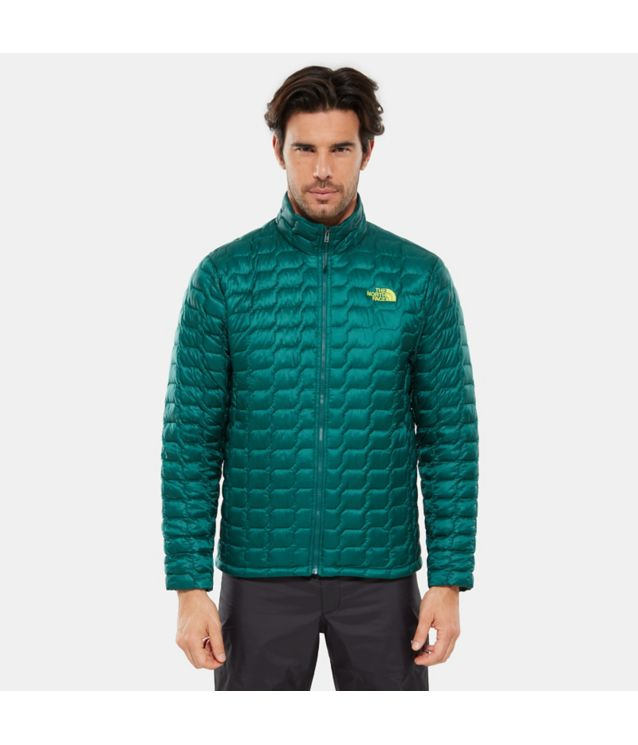 Thermoball™ Jacke Botanical Garden Green