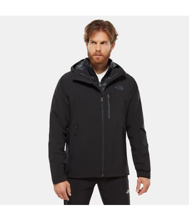 Thermoball™ Triclimate Jacke Tnf Black/Tnf Black