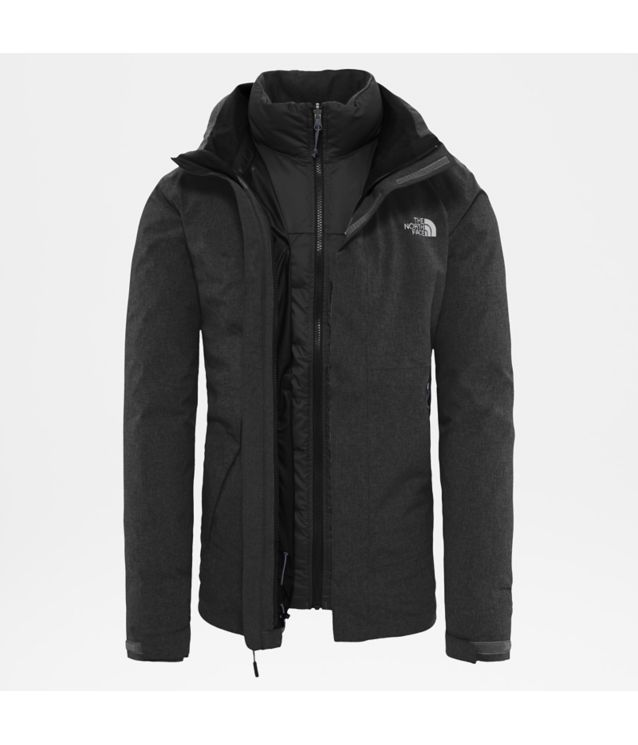 Mountain Down Triclimate® Jacket Tnf Black Heather