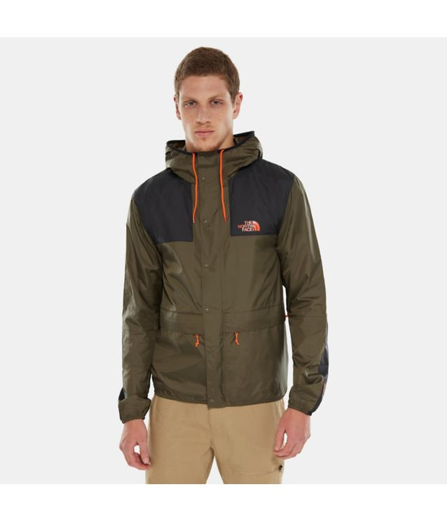 Mountain Jacke 1985 Seasonal Celebration New Taupe Green/Tnf Black