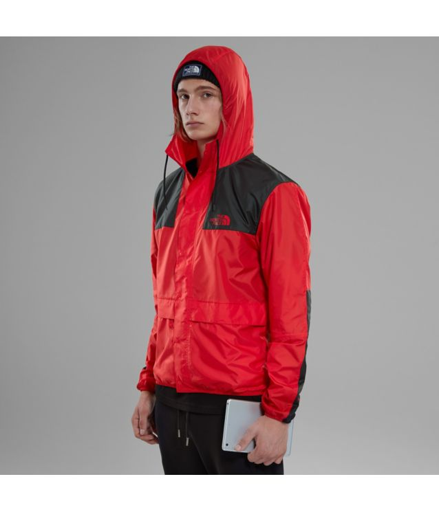 Mountain Jacke 1985 Seasonal Celebration Tnf Red/Tnf Black