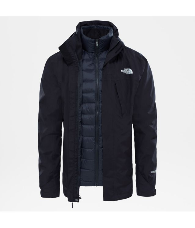 Mountain Light Triclimate® Jacke Tnf Black/Tnf Black