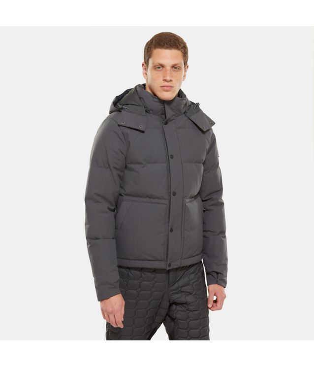 Box Canyon Jacke Asphalt Grey