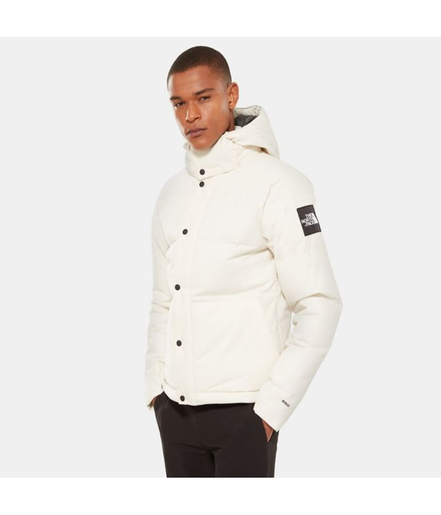 Box Canyon Jacke Vintage White