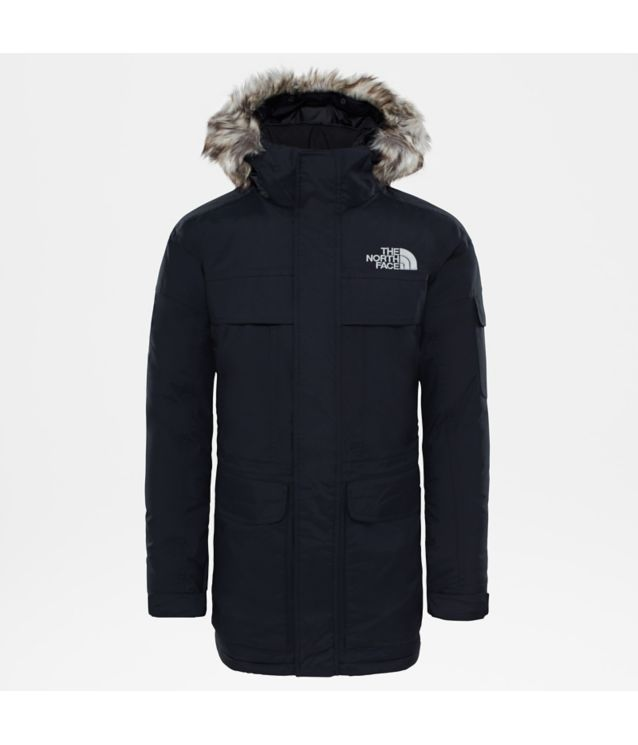 Mc Murdo Parka Tnf Black