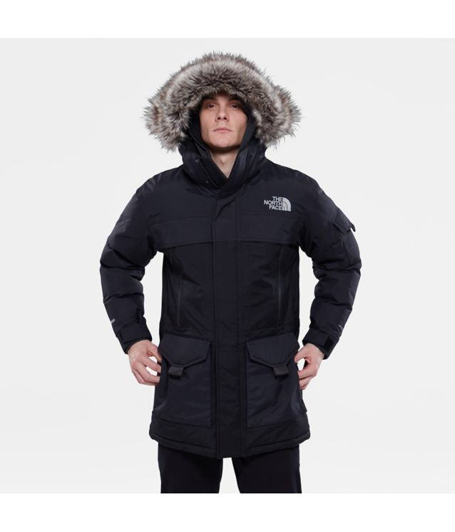 McMurdo 2 Parka Tnf Black/High Rise Grey
