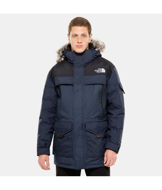 McMurdo 2 Parka Urban Navy/Tnf Black