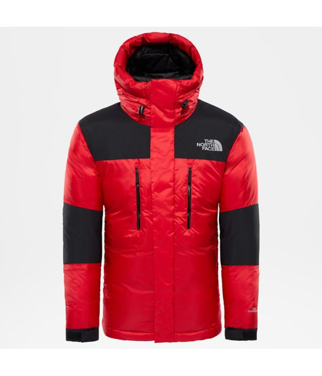 Original Himalayan Windstopper Daunenjacke Tnf RedTnf Black
