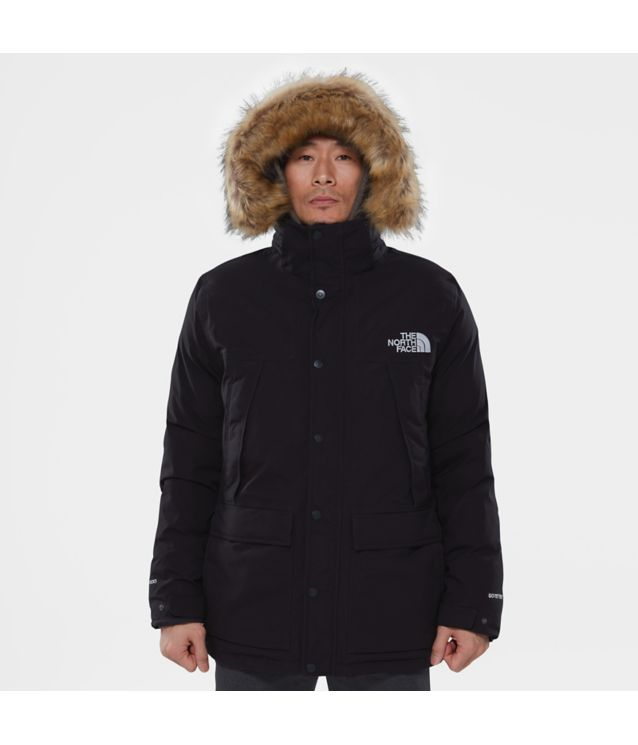 Mountain Murdo GTX® Jacke Tnf Black