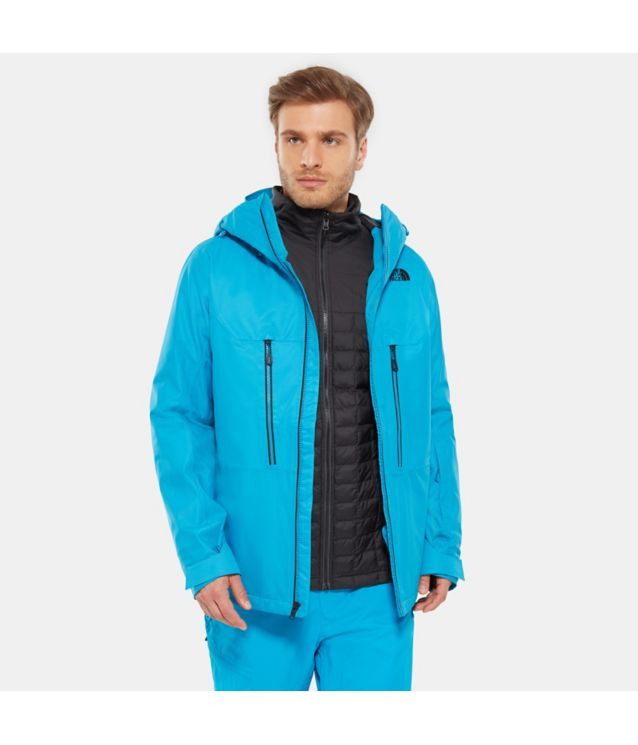 Thermoball™ Snow Triclimate® Jacke Hyper Blue
