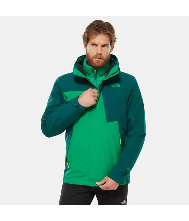 Mountain Light Triclimate® Jacke Primarygrn/Botnclgardngrn