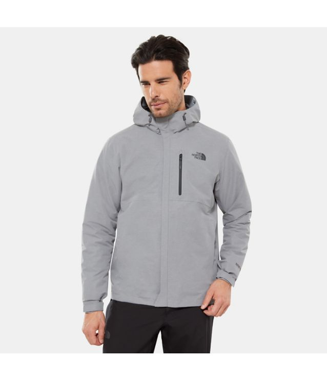 Dryzzle Jacke Tnf Medium Grey Heather