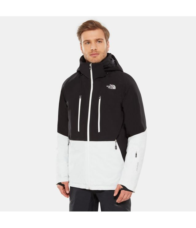 Anonym Jacke Tin Grey/Tnf Black